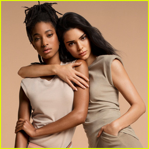 Kendall Jenner & Willow Smith Look Stunning in 'Stuart Weitzman' Campaign!