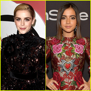 Kiernan Shipka & Isabela Moner Will Star in Netflix YA Film 'Let It Snow'!