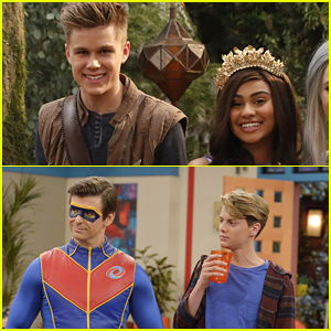 Knight Squad & Henry Danger Crossover To Air This Weekend on Nickelodeon