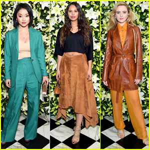 Lana Condor, Alisha Boe & More Step Out For WSJ's Talents and Legends Dinner