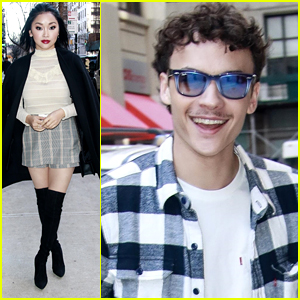 Lana Condor & Benjamin Wadsworth Reveal They Were Both Sick During This Scene in 'Deadly Class'