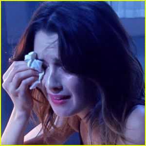 Laura Marano Cries It Out in 'Let Me Cry' Music Video - Watch Here!