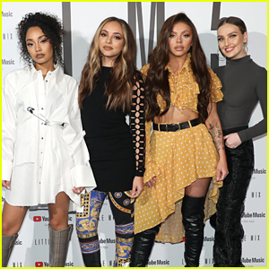 Little Mix Drop Two Teasers For 'Think About Us' Lyric Video