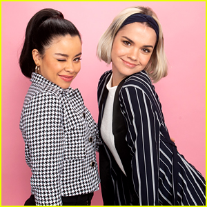 'Good Trouble' Shows Certain Moments of Cierra Ramirez & Maia Mitchell's Own Life Experiences
