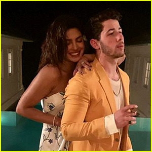 Nick Jonas & Priyanka Chopra Hit the Beach on Their Honeymoon!