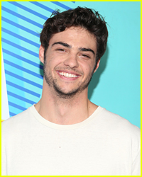 Here's How Noah Centineo Ended His 2018