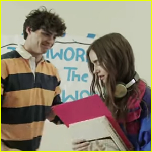 Noah Centineo Makes Directorial Debut With Music Video Starring Lily Collins - Watch Now!