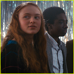 Sadie Sink Talks About Max & Lucas' Relationship In 'Stranger Things' Season 3
