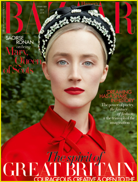 Saoirse Ronan Talks Growing Up in Hollywood