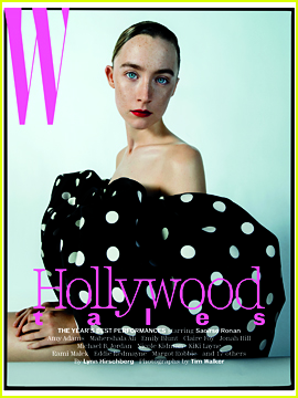 Saoirse Ronan Discusses Playing a Queen for the First Time!