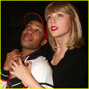 Todrick Hall Dishes About His Relationship With Taylor Swift