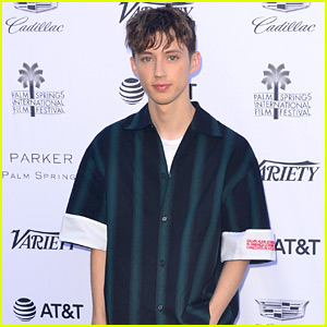 Troye Sivan Reveals His Date for the Golden Globes!