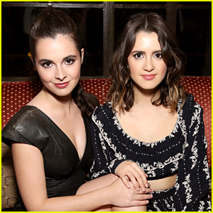Laura & Vanessa Marano Just Dropped The First Images From 'Saving Zoe'!