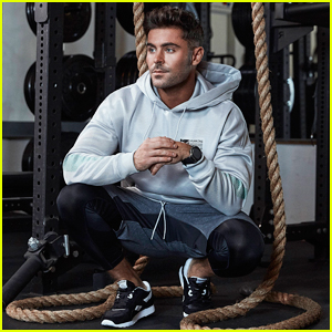 Zac Efron Curates An Amazon Sports Shop for New Year's!
