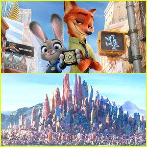 'Zootopia' To Get Own Theme Park at Shanghai Disney Resort
