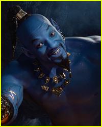 These Fans Were Haunted By Will Smith's Genie In New 'Aladdin' Sneak Peek