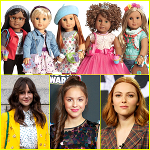 Shailene Woodley, AnnaSophia Robb, Marsai Martin & More All Starred in 'American Girl' Movies