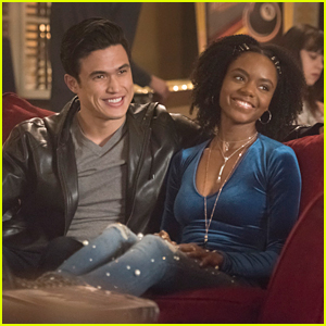 Ashleigh Murray Shares Encouraging Praise For Charles Melton After His New Movie Trailer Premieres