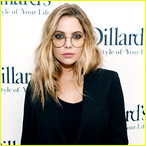 Ashley Benson Steps Out For Prive Revaux's Meet & Greet in Vegas