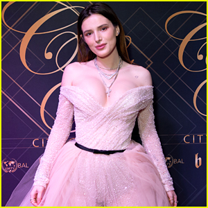 Bella Thorne Receives Luminary Award at City Gala 2019!