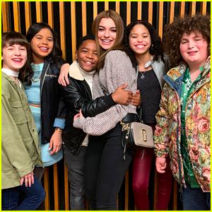 Bryana Salaz To Star in Netflix's New Comedy Series 'Team Kaylie' (Exclusive)