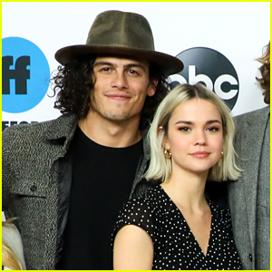 Maia Mitchell Opens Up About Callie's Possible Future with Gael on 'Good Trouble'