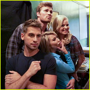 Chelsea Kane Brings 'Baby Daddy' Cast Together For Fun Reunion