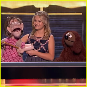 Darci Lynne's Puppet Edna Gets a Kiss From Someone Special on 'AGT: The Champions' Grand Finale - Watch!