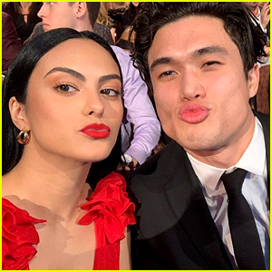 Did Charles Melton Get a Tattoo of Girlfriend Camila Mendes' Name?