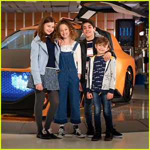 'Fast Layne' Stars Give Fans A New Sneak Peek at the Disney Channel Show (Exclusive)