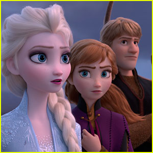 The 'Frozen 2' Teaser Trailer Is a Must Watch! (Video)