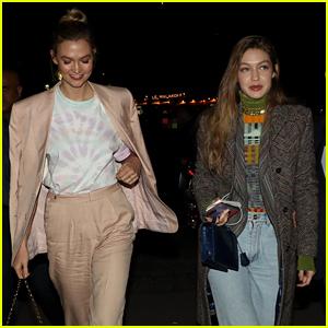 3409839369 Gigi Hadid   Karlie Kloss Kick Off Paris Fashion Week Together ...
