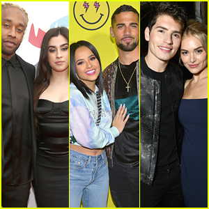 Lauren Jauregui, Becky G, Gregg Sulkin & More Shared Sweet Valentine's Day Posts You Probably Missed