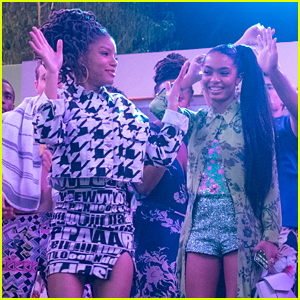 Zoey Skips Studying To Attend The Party of the Year on 'grown-ish'