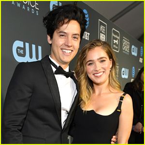 Five Feet Apart's Haley Lu Richardson Was 'Surprised' By Cole Sprouse