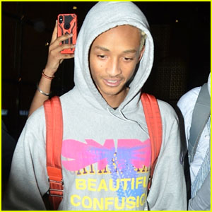 Jaden Smith Is All Smiles in India for Vh1 Supersonic Festival 2019!