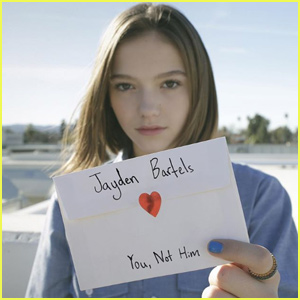 Jayden Bartels Drops New Song 'You, Not Him' & Lyric Video!