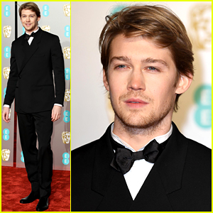 Joe Alwyn Looks So Handsome at BAFTAs 2019!