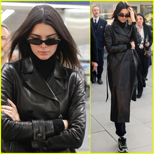 Kendall Jenner Jetsets to Italy for Milan Fashion Week
