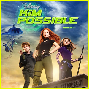Who Stars In The 'Kim Possible' Movie? Meet The Full Cast Now!