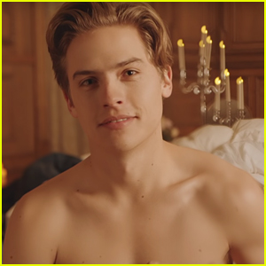 Dylan Sprouse Dances Shirtless in Kygo's 'Think About You' Music Video - Watch!