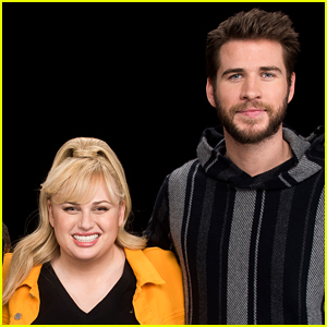 Liam Hemsworth is 'Such a Gentleman,' According to Rebel Wilson!