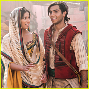 Aladdin's Mena Massoud Teases New Princess Jasmine Song in Live Action Film