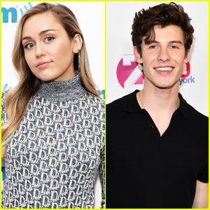 Miley Cyrus & Shawn Mendes Are Working On A Collab!