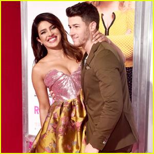 Nick Jonas & Priyanka Chopra Have a 'Romantic' Date Night!
