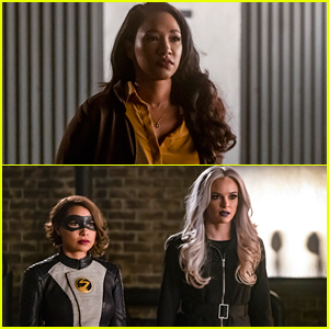 Nora Tries To Save Mom Iris on 'The Flash' Tonight