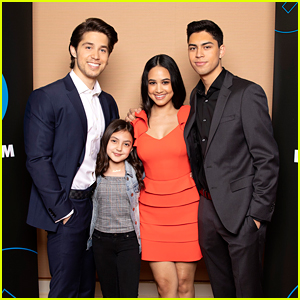 Brandon Larracuente Joins 'Party of Five' Family at Freeform's TCA Panel