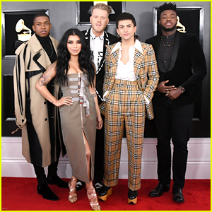 Pentatonix Step Out in Style For Grammy Awards 2019