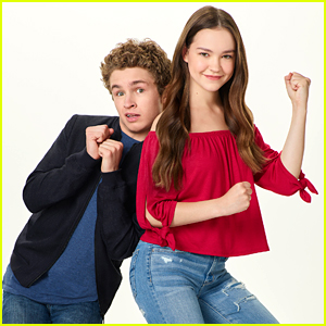 Sadie Stanley Gushes Over 'Kim Possible' Co-Star Sean Giambrone