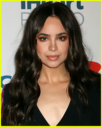 Sofia Carson Looks Stunning With Bangs